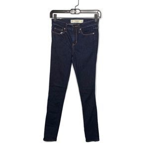Abercrombie & Fitch Jeans Skinny Straight Fit 00